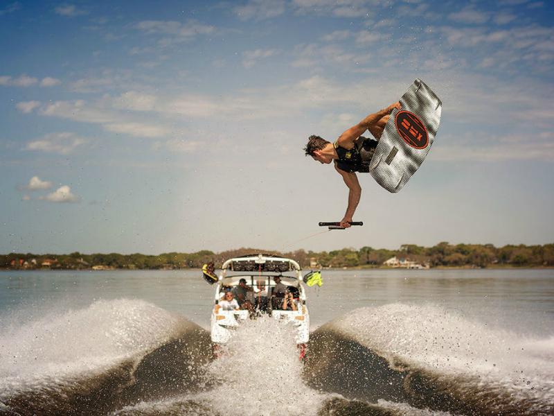 4 wakeboard